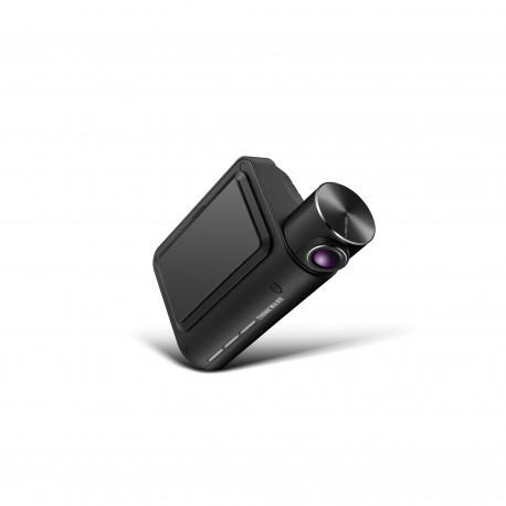 2 Channel Windshield Mount Dash Camera with ADAS and 32 GB SD Card