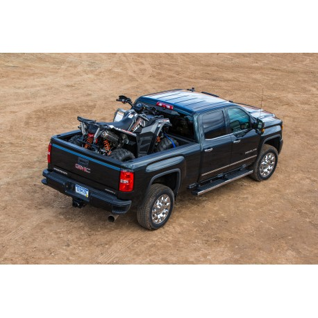 INTELLIHAUL FOR SILVERADO AND SIERRA WITH TRAILERING EXTENSION MIRRORS