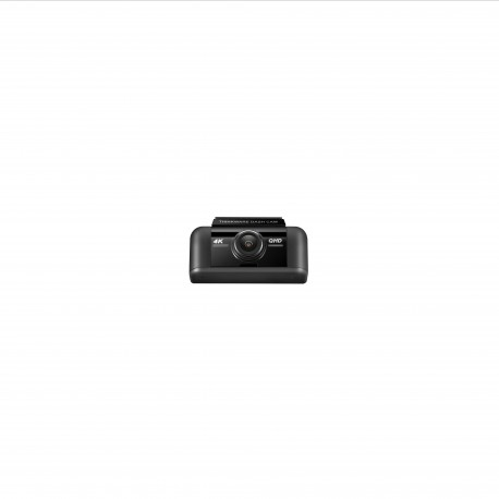 2 CHANNEL PREMIUM 4K WINDSHIELD MOUNT DASH CAMERA WITH ADAS, CPL FILTER, 32 GB SD CARD, AND HARDWIRE KIT